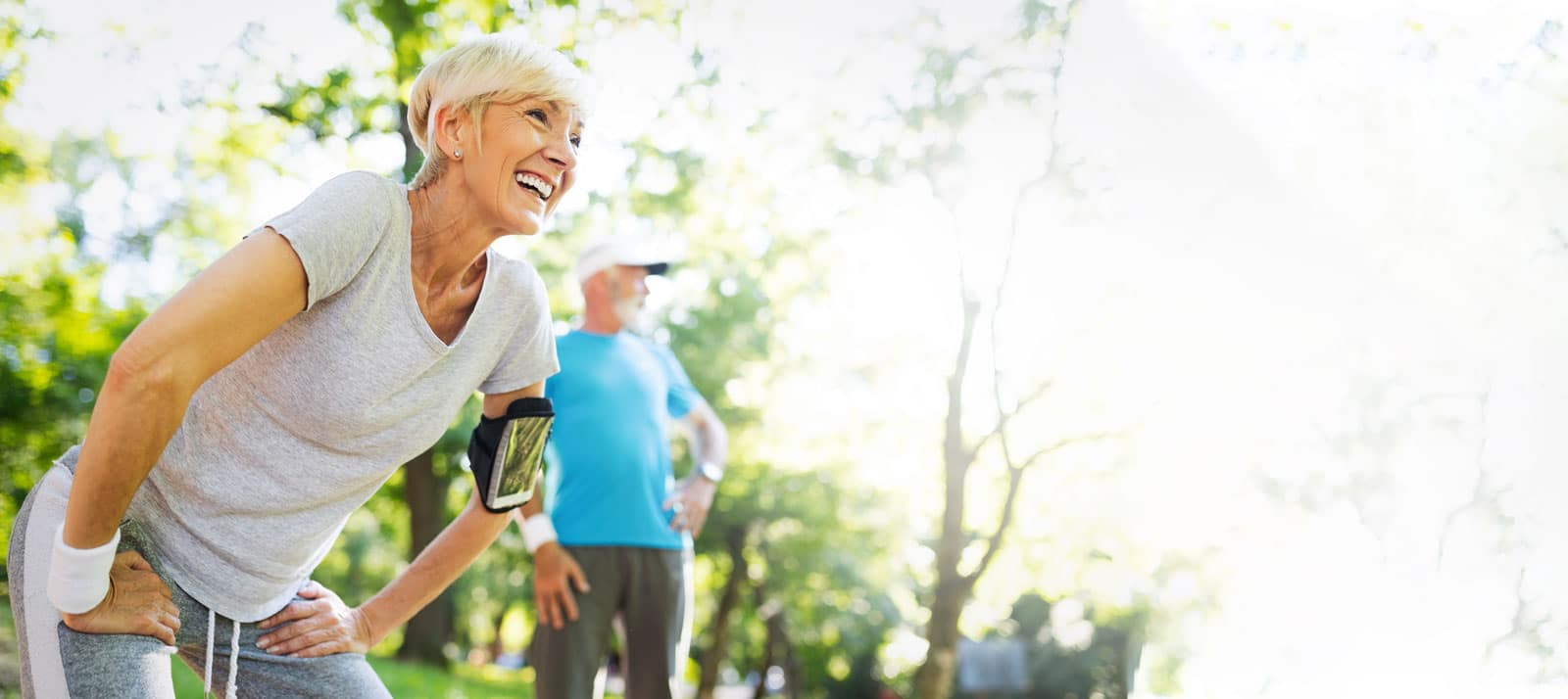 Middle Aged Couple get energy back with hormone replacement therapy in Longview Texas